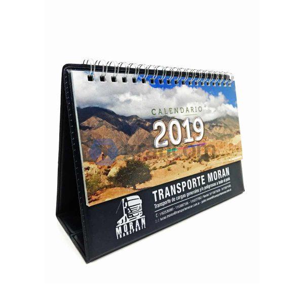Calendario Carpita De Escritorio Personalizado